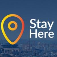Оставайся здесь